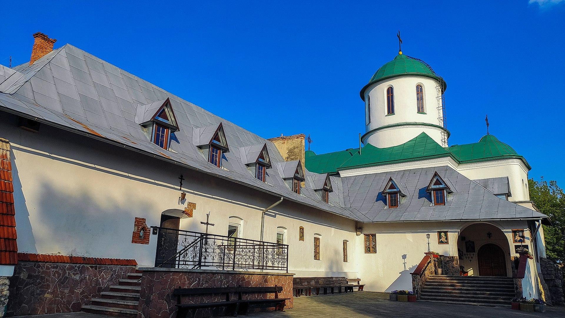 Церковь Преображения, XV век (бывший францисканский монастырь)