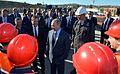 Встреча с рабочими в ходе осмотра участка строительства транспортного перехода через Керченский пролив.jpg