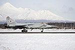 Выполнение групповых полетов экипажами истребителей Миг-31 в рамках плана боевой подготовки (аэр.Елизово, п-ов Камчатка) (9).jpg