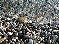 Галька на дагомысском пляже - panoramio.jpg