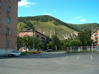 Abaza (town) Town in Khakassia, Russia