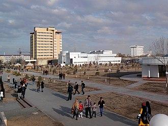 Nukus - Image: Город Нукус