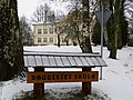 Даудзесская школа зимой Daudzeses skola ziemā - Bontrager - Panoramio.jpg