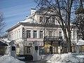 Дом жилой Кирпичевых - Соболевых, набережная Волжская, 33, Ярославль.jpg