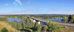 Ильинский мост новокузнецк