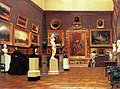 Картинная галерея В.А. Кокорева. 1864. А. Гребнев.jpg