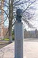 Київ, Чорновола В'ячеслава вул. 37-а, Пам'ятник Пушкіну О. С.jpg