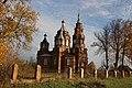 Миколаївська церква село Пустовойтівка Роменський район.jpg