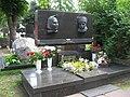 Могила Руслановой (и Крюкова).JPG