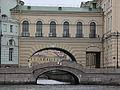 Мост Эрмитажный (Санкт-Петербург и Лен.область, Санкт-Петербург, через Зимнюю канавку по Дворцовой наб.).JPG