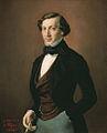 Мужской портрет. 1849. Тюрин П.С..jpg