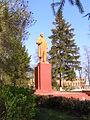 Пам'ятник Леніну. Вовчанськ.JPG