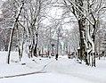Парк ім. Т. Г. Шевченка взимку.jpg