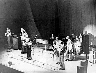 Music of Belarus - Soviet folk rock VIA Pesnyary was one of the most popular Belarussian bands