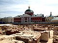 Раскопки фундамента собора КИБМ КБМ (31 мая 2016 г.) - 4.JPG