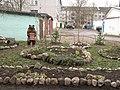Россия, Великий Новгород, Софийская сторона, ул.Тихвинская,8, медведь, 18-55 18.04.2008 - panoramio - Vadim Zhivotovsky.jpg