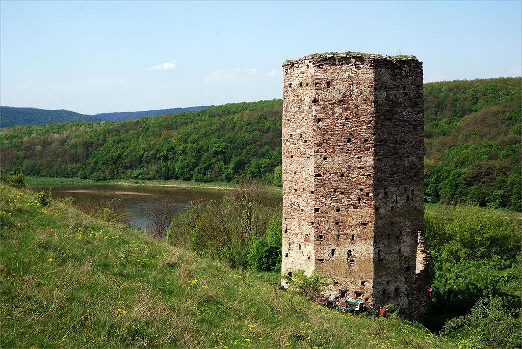 Руїни замку в с. Раковець.jpg