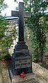 Санкт-Петербург, Тихвинское кладбище, могила Ц.А. Кюи.JPG