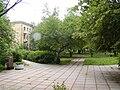 Сквер имени Стефании Кудрявцевой.JPG