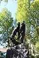 Степанівка, Пам'ятник воїнам – односельчанам загиблим на фронтах ВВВ.jpg