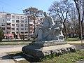 Сімферополь. Пам'ятник Леніну, сквер біля вокзалу.jpg