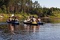 Туристы на реке Большая Кокшага.jpg