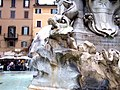 Фонтан у Пантеона (Fontana di piazza della Rotonda) - panoramio.jpg
