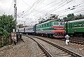 ЧС2-933, Россия, Москва, станция Москва-Пассажирская-Курская (Trainpix 197344).jpg