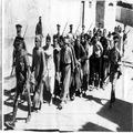 המאורעות בארץ ישראל 1938 - ירושלים ערבים עצורים מובלים לבית סוהר-PHL-1088132.png