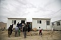 بازدید از مناطق زلزله زده و بردن کمک های بشر دوستانه - کرمانشاه- قصر شیرین Humanitarianism in Iran, Kermanshah 06.jpg