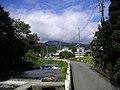 久野川と山々 - panoramio.jpg