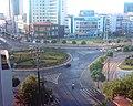 江西吉安市-白鹭宾馆俯瞰街景 - panoramio.jpg