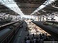 沈阳北站4站台,北京、大连方向 - panoramio.jpg