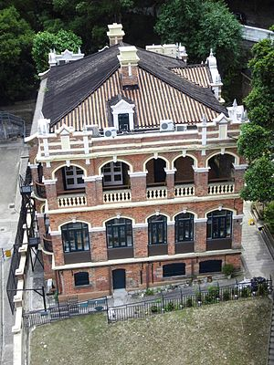Hong Kong Museum of Medical Sciences - View of the building