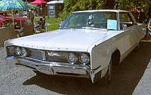 Chrysler newport 1967