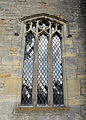 011 Stoke Rochford Ss Andrew & Mary, exterior - north aisle west window.jpg
