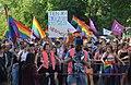 02019 0491 (2) Equality March 2019 in Kraków, Adamowicz quotes.jpg