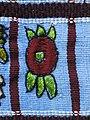 030 - Huipil Ceremonial Santiago Atitlan Detail Frontside 1989 21.JPG