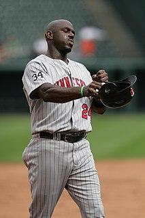 Rondell White American baseball player