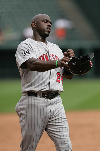 Rondell White - White with the Minnesota Twins