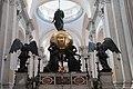 0 Venise, arrière de l'autel et coupole de la basilique San Giorgio Maggiore.JPG