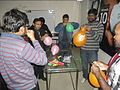 10 years of Wikipedia Birthday party 004.JPG