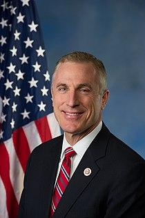 113th Congress Official Photo of Rep. Tim Murphy.jpg
