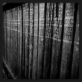 Encyclopædia Britannica, Eleventh Edition - Encyclopædia Britannica, 11th edition