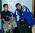 12-летний Стас и его тренер Сергей Сергеевич.jpg