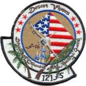 121st Expeditionary Fighter Squadron - Operation Southern Watch