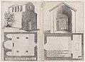 12th and 13th Plates, from Trattato delle Piante & Immagini de Sacri Edifizi di Terra Santa Met DP888542.jpg