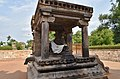 12th century Airavatesvara Temple at Darasuram, dedicated to Shiva, built by the Chola king Rajaraja II Tamil Nadu India (3).jpg
