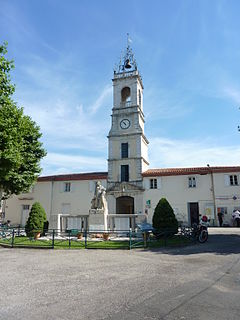 Ganges, Hérault Commune in Occitanie, France