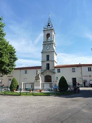 Ganges, Hérault - Town hall